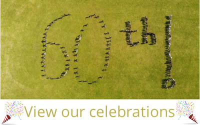 View our 60th Birthday Celebreations